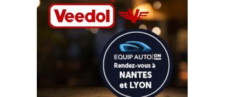 EQUIP AUTO ON TOUR DE NANTES ET LYON