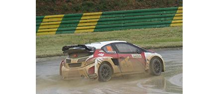 Course n°2 : Rallycross Châteauroux le 04 et 05 Mai