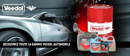 La gamme Veedol Auto